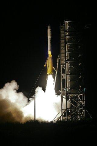 ミノタウロス1ロケット、偵察衛星「ORS-1」を打上げ