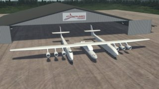 Image credit: Stratolaunch Systems