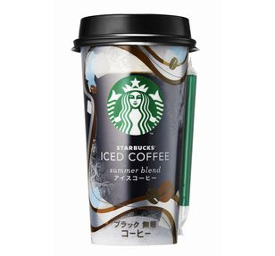 「スターバックス アイスコーヒー」(画像:サントリー食品インターナショナル)