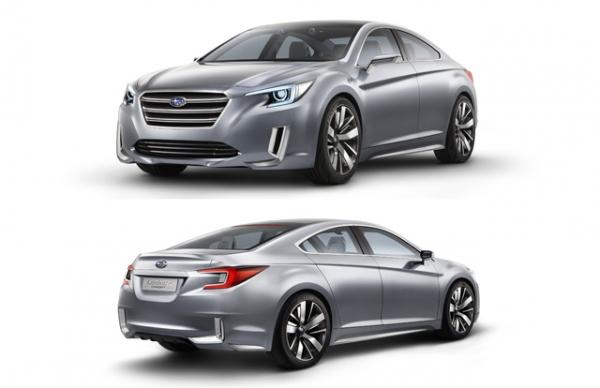 スバル 新型「レガシィ」 幅1900mmを超え「日本産アメ車」化 旧来の国内ユーザーからは批判の声も