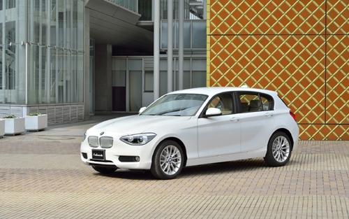 BMW 1シリーズの特別限定車「BMW 116i Fashionista」