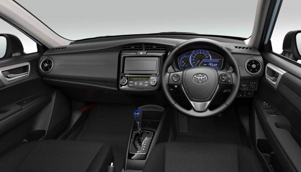写真 トヨタ、「カローラアクシオ」・「カローラフィールダー」をマイナーチェンジ(8) 自動車・バイク新製品
