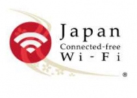 「Japan Connected-free Wi-Fi」のロゴ(画像: 西日本鉄道の発表資料より)