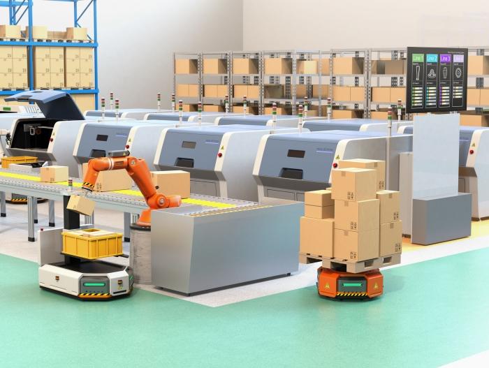 物流革命進行中 進むロボット導入 人の仕事は無くなるのか