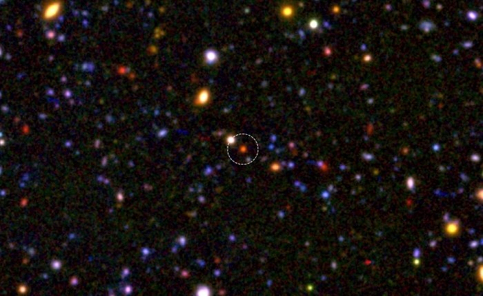 Photo of Huge galactic nuclei are 120 million years before present National Astronomical Observatory of Japan, such as the study of