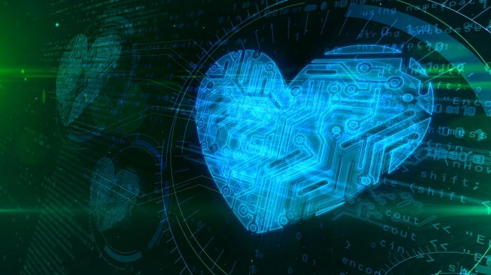 """Photo of AI love""""and""""not charged """"without pheromones love drug"""""""
