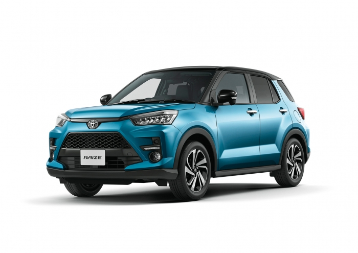 """Photo of In 2020, 2 on passenger vehicle sales,ranking top for""""Toyota size"""""""