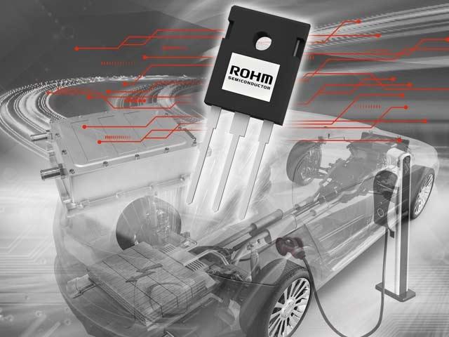 EVの充電効率と普及を加速する、SiCパワーデバイス採用の次世代オンボード・チャージャー    財経新聞