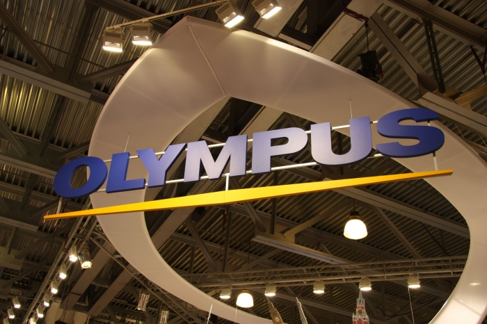 Photo of The Olympus Medical business the emphasis of the enhanced operating margin of 20%to aim