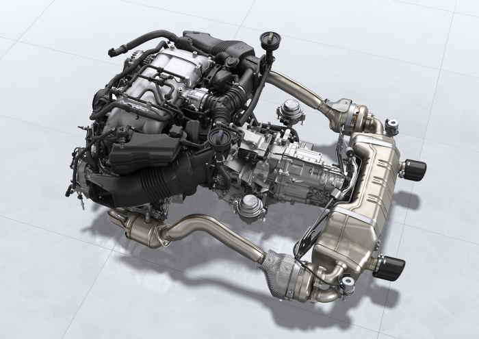 Photo of Why? NA engine appeared in Porsche・718 Boxster GTS4. 0&718・Cayman GTS4. 0(2)