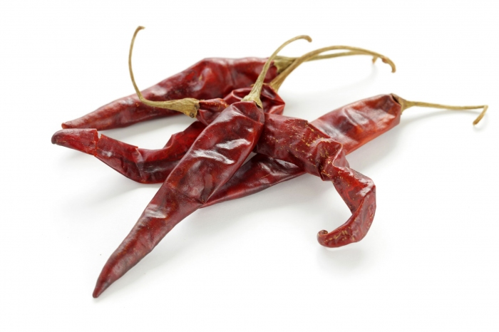 Photo of The heat softened the genes responsible for pepper heat to relieve the reason is the Kyoto crafts textile large