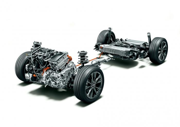 "Photo of ""The build the way that sells II""(2) the Toyota・Subaru・Mazda's global platform"