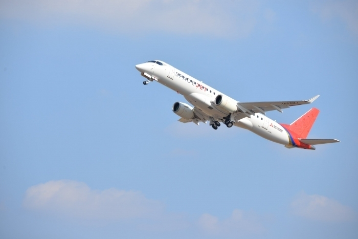 Photo of Mitsubishi Space jet, the development of the other…. but I just don't like it. (2) Y-X plan Boeing of pressure