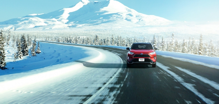 Photo of Full-fledged off loader Toyota・RAV4-HYBRID, Nissan・Kick-e-power such as the electric car is advantageous