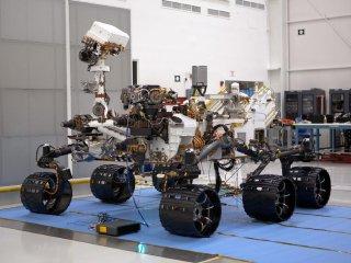 新火星探査車「MSL」、最終機能試験が終了 | 財経新聞