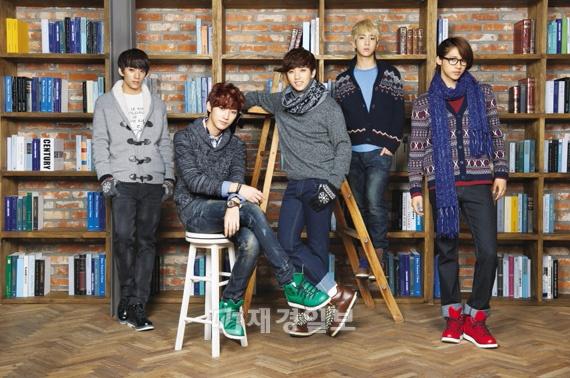 写真]B1A4、ファッションブラン...