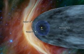 NASAの「ボイジャー2号」41年目...