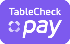 「TableCheck Pay」のサービスロゴ。(画像: TableCheckの発表資料より)