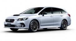 2.0 STI Sport Black Selection(画像:SUBARU発表資料より)