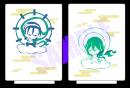 湯呑み2個セット(東堂・巻島)