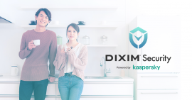 DiXiM Security Powered by Kaspersky